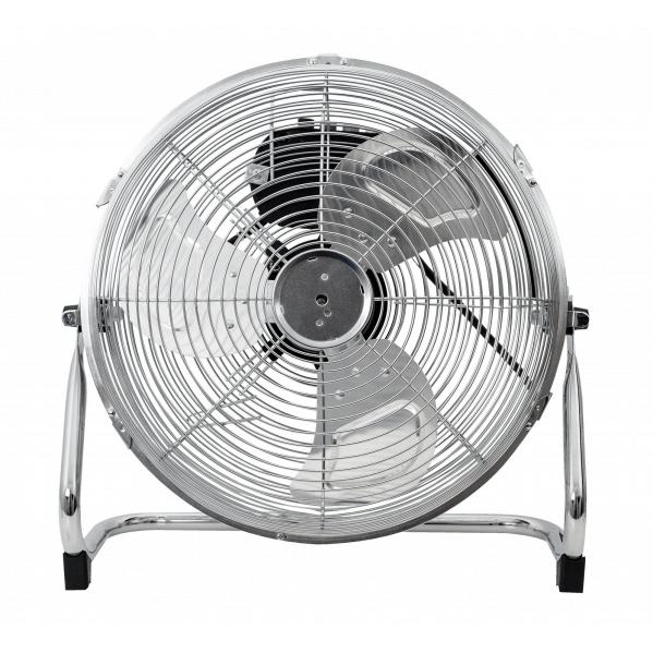 Ventilador industrial austro 100w 47d cromo 3 velocidades - Lamparas con ventilador ...
