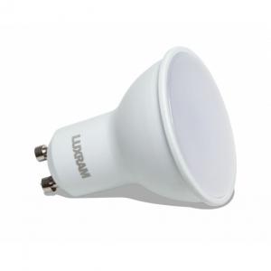 Bombilla GU10 Hivision 8w blanca