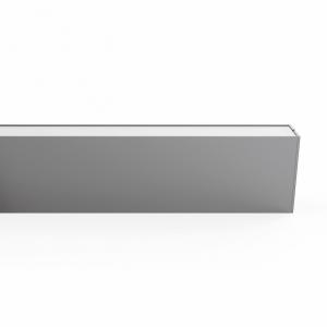 Colgante Regleta 40+16w 4000k Linex Aluminio3200+1200lm REGx117x4