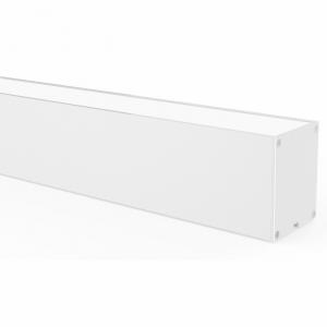 Colgante Regleta 40w 3000k Linex  Blanco 3200lm REGX120X6