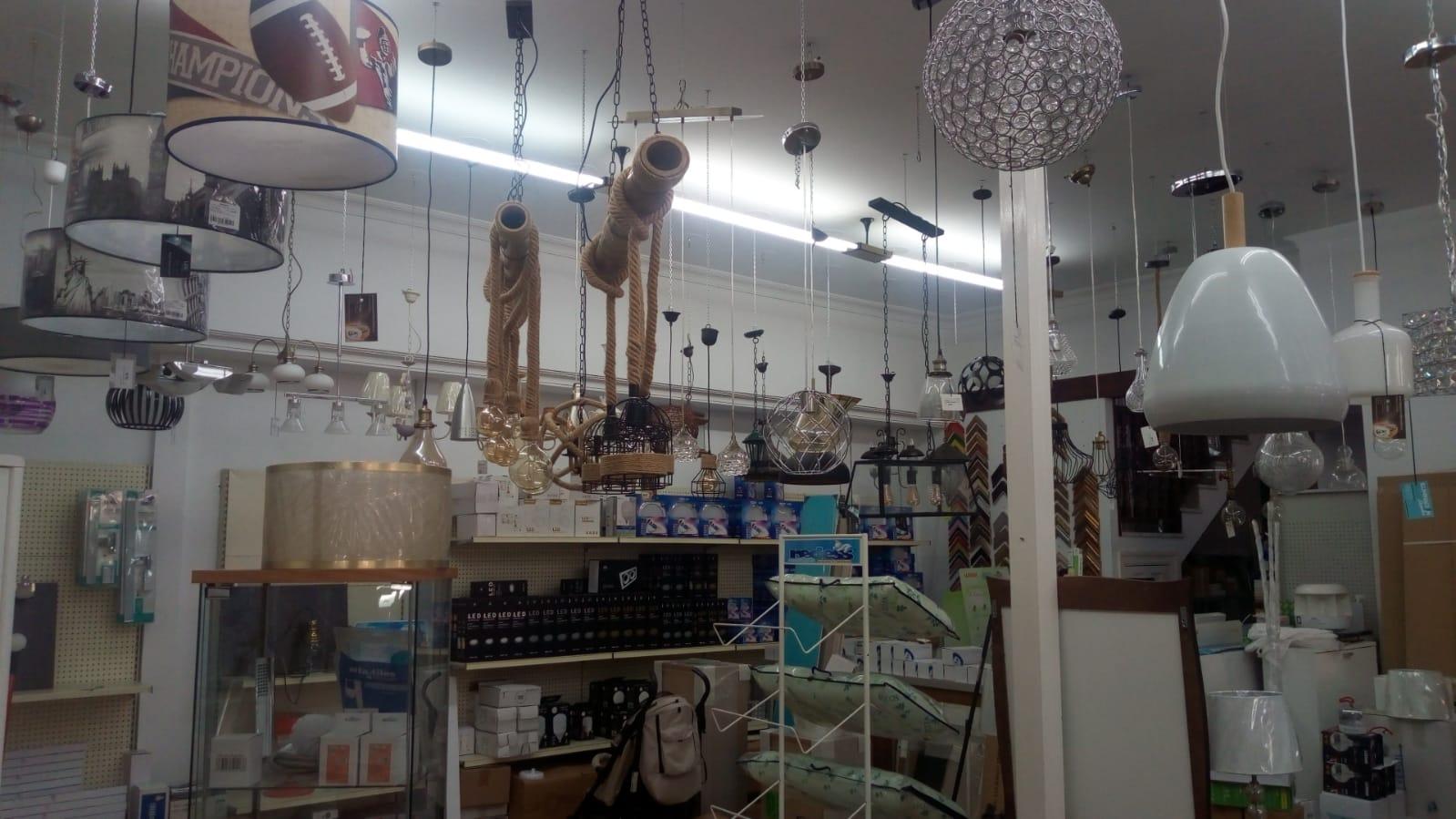 tienda de lamparas España