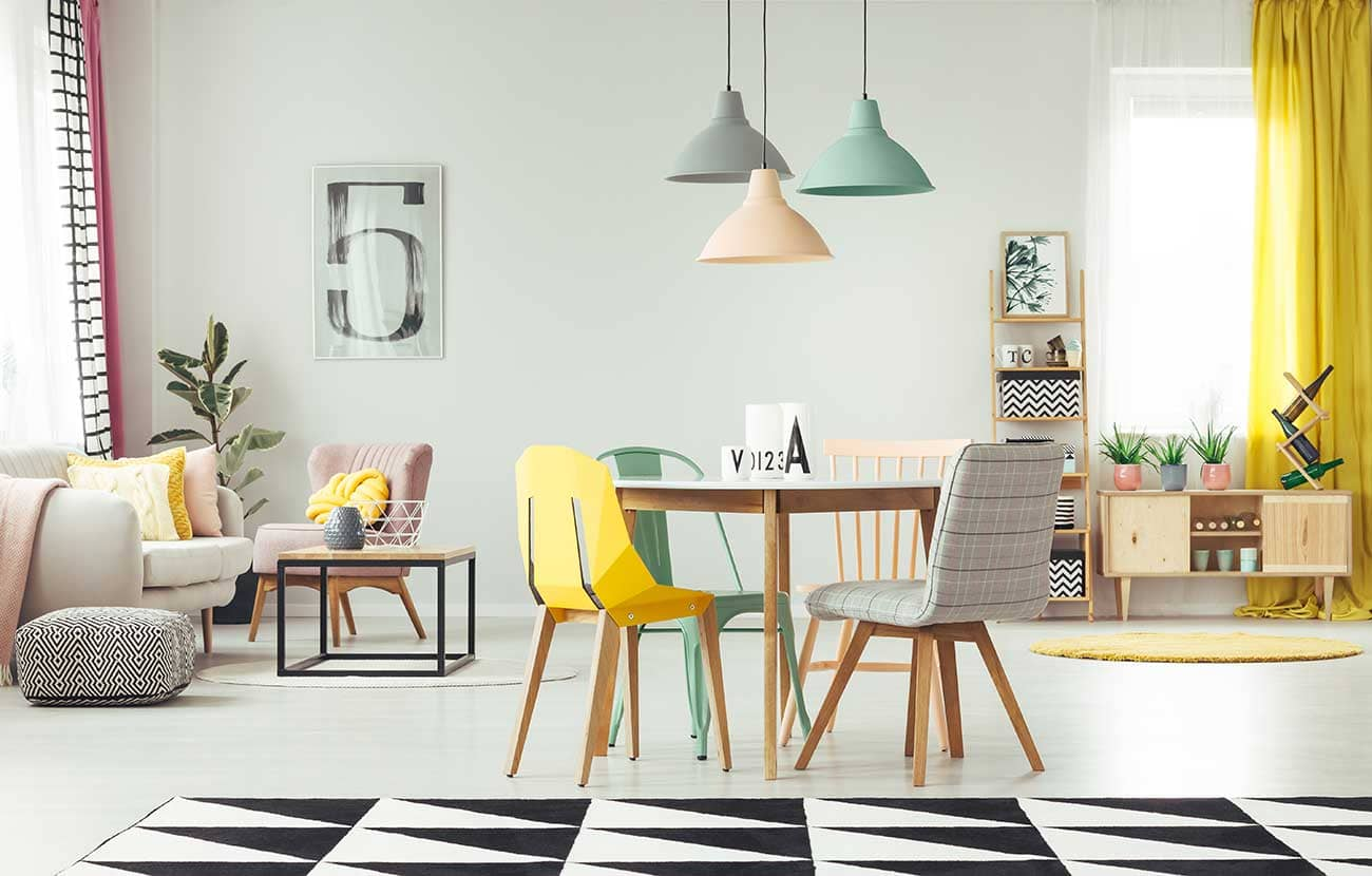Decoración con Lámparas