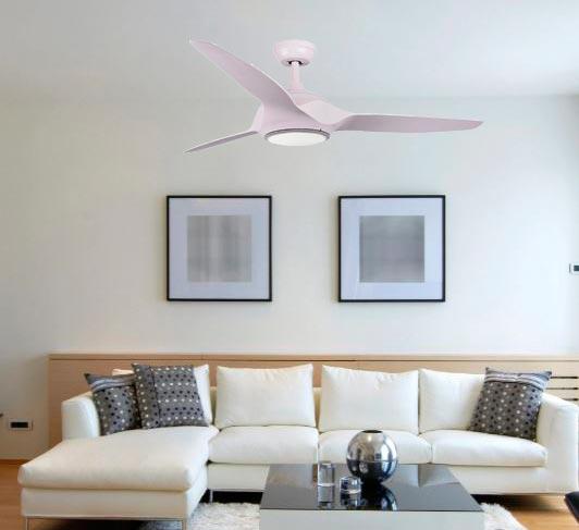 ventilador techo narai blanco