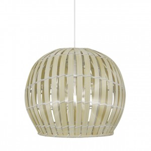 Lámpara colgante Bambú