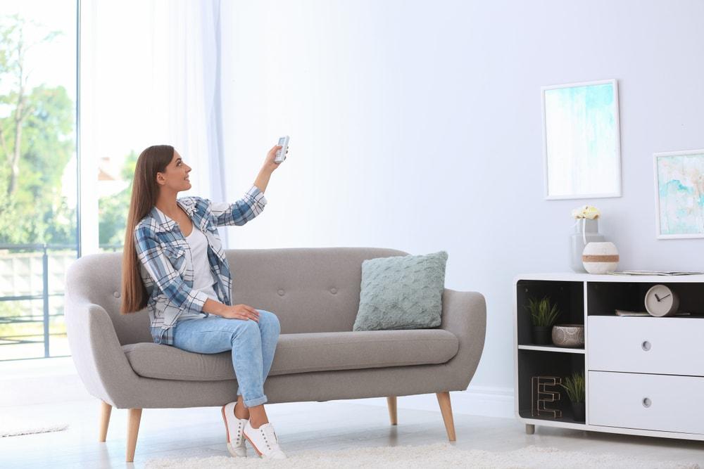 conectar mando a distancia ventilador de techo