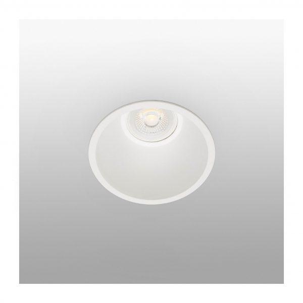 Fresh Ip65 Empotrable Blanco Gu10
