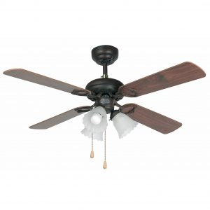 Lisboa 1070 Mm 4 Palas Marron 3L E27 60W