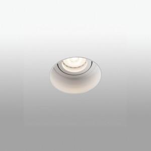 Hyde Blanco Redondo Orientable S/M Gu10