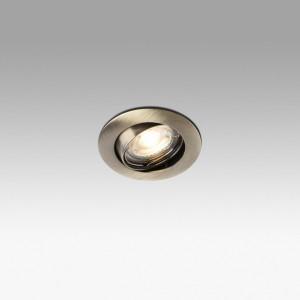 Movil Empotrable Orientable Gris Aluminio 1L Mr16