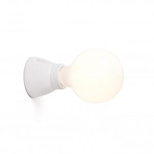 Kera Aplique Ceramica Blanco 1L E27