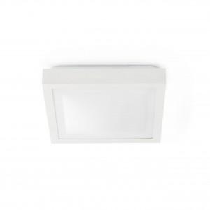 Tola-1  Plafon Blanco 1 X E27 20W 270*270