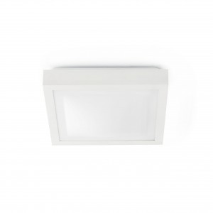 Tola-2 Plafon Blanco 2 X E27 20W 320*320Mm