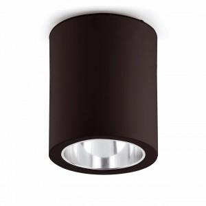 Pote-1 Superficie Negro 1L E27 60W