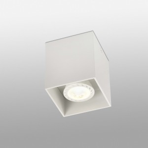 Tecto Plafon Blanco 1Xgu10 50W