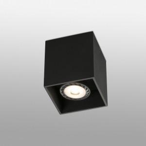 Tecto Plafon Negro 1Xgu10 50W