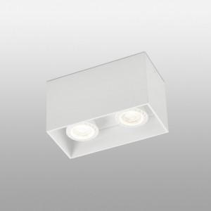 Tecto Plafon Blanco 2Xgu10 50W