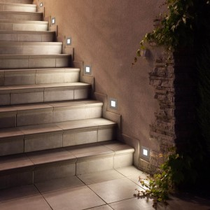 Frol Empotrable Niquel Mate Led 0