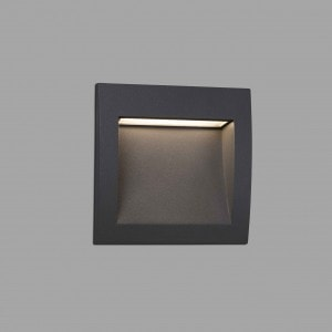 Sedna-3 Empotrable Gris Led 3W 3000K