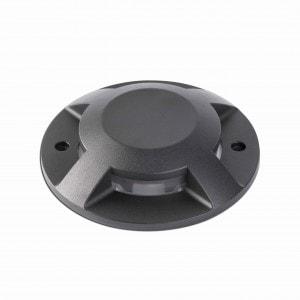 Loth-3 Superficie Negro 4X3W 3000K 4X100Lm