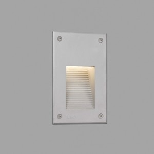 Filter Empotrable Gris Led 2W 2700K 120°