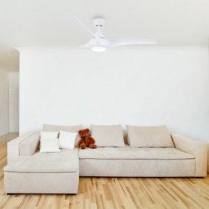 ventilador de techo galileo blanco