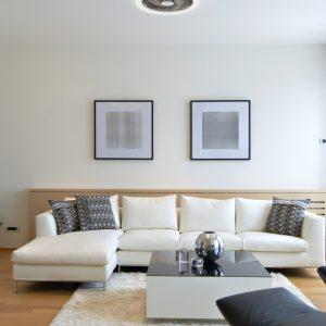 Ventilador de techo Levante Fumé/Opal