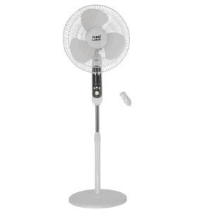 Ventilador De Pie Calma Bl.3 Vel.45w.3 Aspas  43 D C/ Remoto.temporizador 0