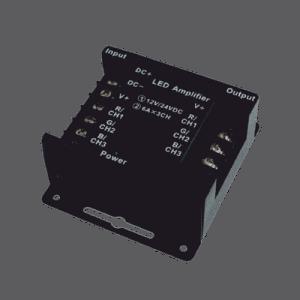 Amplificador Tira Led Rgb 12V/24V