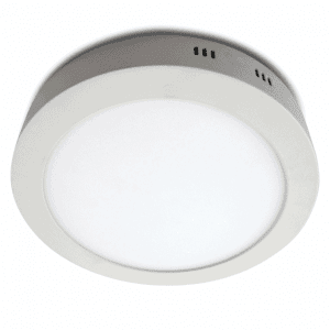 Downlight Sup. Red. 18w 4000k Carlomagno Led Blanco 1425lm 2