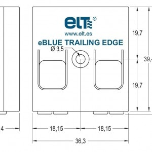 e-Blue CASAMBI TRIAC