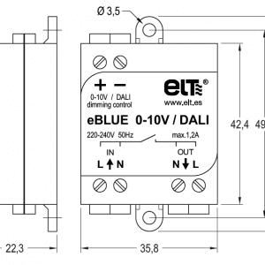 e-Blue CASAMBI DALI