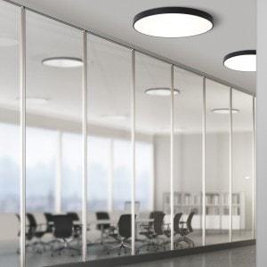Plafón London Blanco texturado 1X72W LED