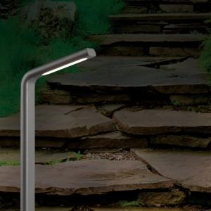 Baliza Zen Antracita Texturado 1X10W LED
